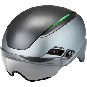 Alpina Altona M Helmet charcoal-anthracite